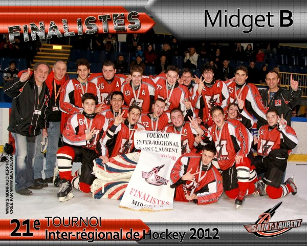 Tournoi midget b st-laurent